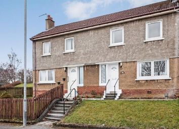 Thumbnail 2 bed terraced house for sale in Amochrie Road, Paisley, Renfrewshire