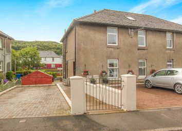 Thumbnail 3 bed flat for sale in Mossfield Drive, Oban