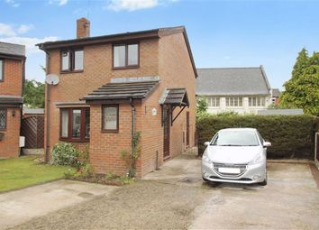 Thumbnail 3 bed detached house for sale in Hawthorn Close, St. Martins, Oswestry