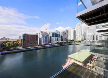 Thumbnail 2 bedroom flat for sale in Oakland Quay, London