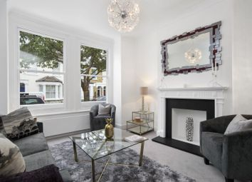 Thumbnail 3 bed terraced house to rent in Biscay Road, London
