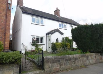 Thumbnail 3 bed semi-detached house for sale in Belper Road, Stanley Common, Derbyshire