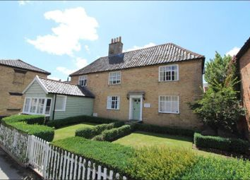 Thumbnail 5 bed detached house to rent in High Street, Yoxford, Saxmundham