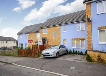 Thumbnail 3 bed terraced house for sale in Hanswick Close, Luton