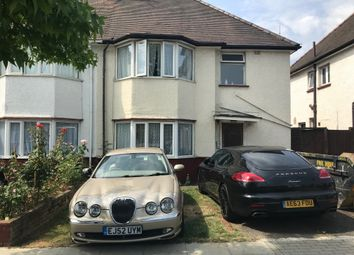 Thumbnail 3 bed semi-detached house for sale in Millway, Mill Hill