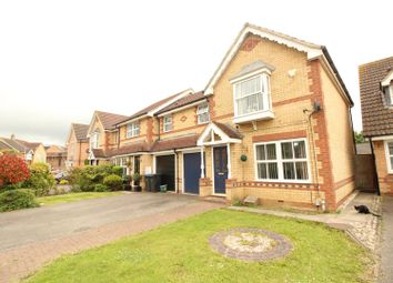 Thumbnail 3 bedroom semi-detached house for sale in Doulton Close, Church Langley, Harlow