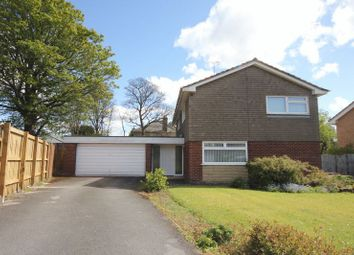 Thumbnail 4 bed detached house for sale in Highfields, Heswall, Wirral