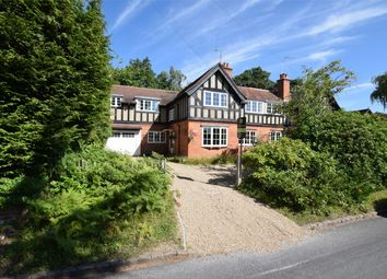 Thumbnail 4 bed semi-detached house for sale in Crawley Ridge, Camberley, Surrey