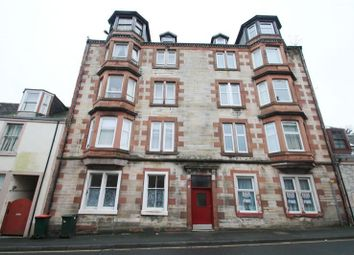 Thumbnail 2 bed flat for sale in 17, Bishop Street, G/2, Rothesay PA209Dh