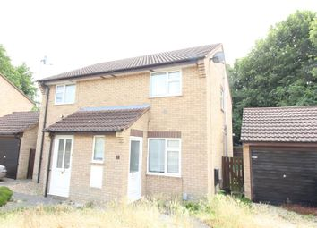 Thumbnail 2 bedroom property for sale in Bateman Close, Harpsfield, Norwich