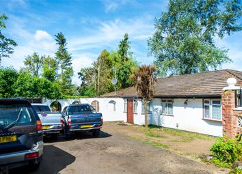 Thumbnail 3 bedroom bungalow for sale in Elmwood Crescent, London