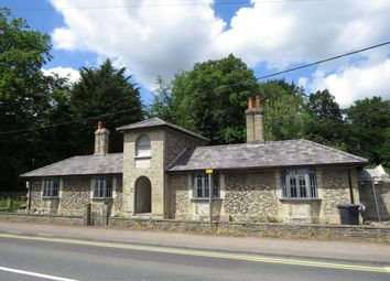 Thumbnail 2 bed cottage for sale in The Street, Great Barton, Bury St. Edmunds