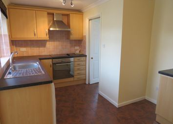 Thumbnail 3 bed semi-detached house to rent in Hallam Road, Uttoxeter