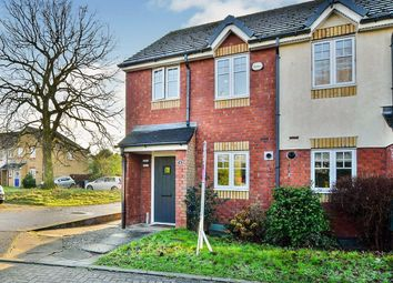 Thumbnail 2 bed terraced house for sale in Bleadale Close, Wilmslow