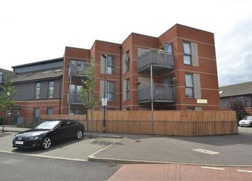 Thumbnail 1 bed flat for sale in Lewin Terrace, Bedfont, Feltham