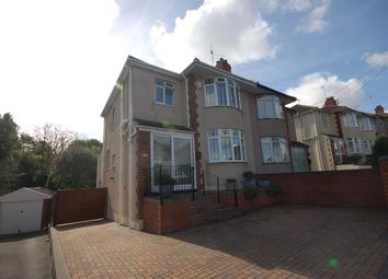 Thumbnail 3 bed semi-detached house for sale in Orchard Road, Kingswood, Bristol, Avon