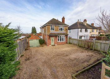 Thumbnail 3 bed detached house for sale in Harrowby Lane, Grantham