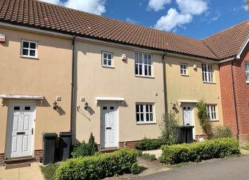 Thumbnail 2 bed terraced house for sale in Ash Plough, Stradbroke, Eye