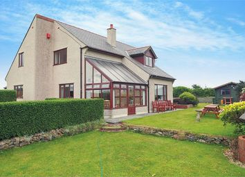 Thumbnail 4 bed detached house for sale in Bryngwran, Holyhead, Anglesey