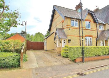 Thumbnail 3 bed semi-detached house for sale in Fowke Street, Rothley, Leicestershire