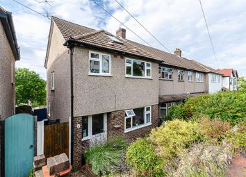 Thumbnail 4 bedroom end terrace house for sale in Woodlands Grove, Coulsdon, Surrey