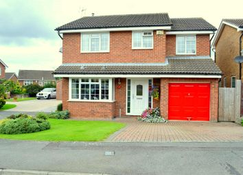 Thumbnail 4 bed property for sale in Peterhouse Close, Darlington