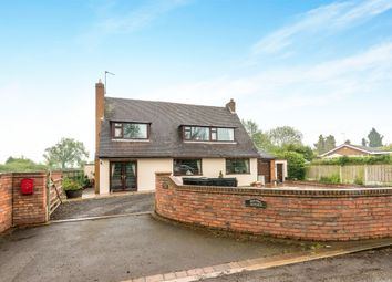 Thumbnail 4 bed cottage for sale in White Cross, Long Compton, Stafford
