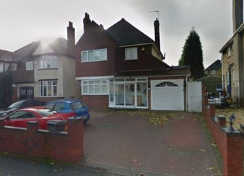 Thumbnail Studio to rent in Himley Crescent, Wolverhampton