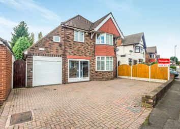 Thumbnail 4 bed detached house for sale in Bescot Drive, Walsall