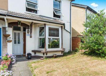 Thumbnail 2 bedroom maisonette for sale in Wrotham Road, Gravesend, Kent