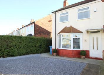 Thumbnail 3 bed semi-detached house for sale in St. Nicholas Avenue, Hull