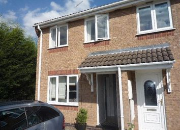 Thumbnail 3 bed property to rent in Marriott Court, Parnwell, Peterborough