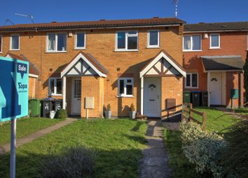 Thumbnail 2 bed town house for sale in Talbott Close, Broughton Astley, Leicester