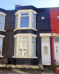 Thumbnail 3 bed terraced house for sale in Hahnemann Road, Liverpool, Mersyside