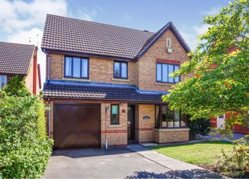 Thumbnail 4 bed detached house for sale in Blenheim Close, Bidford On Avon