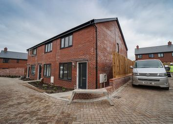 Thumbnail 2 bed terraced house for sale in Hawser Road, Tewkesbury
