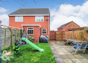 Thumbnail 2 bed semi-detached house for sale in Mill Road, Beccles