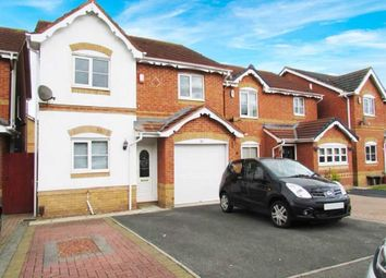 Thumbnail 3 bedroom detached house for sale in Whin Meadows, Hartlepool