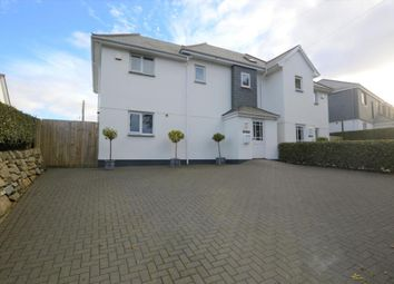 Thumbnail 3 bed semi-detached house for sale in Wheal Venture Road, St. Ives, Cornwall