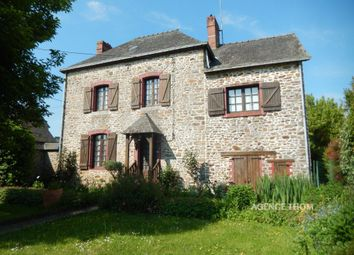 Thumbnail 2 bed town house for sale in Saint-Germain-Le-Guillaume, 53240, France