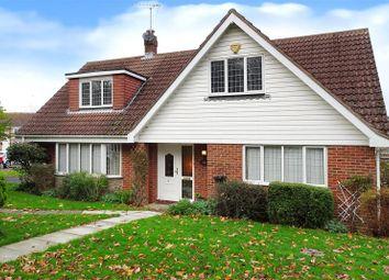 Thumbnail 3 bed detached bungalow for sale in Cowdray Drive, Rustington, Littlehampton
