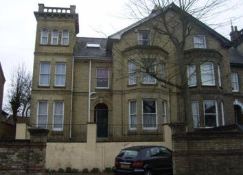 Thumbnail 1 bedroom flat to rent in Tuddenham Road, Ipswich