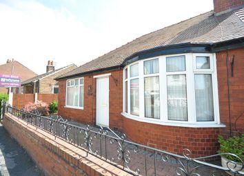 Thumbnail 2 bed semi-detached bungalow for sale in Catherine Street, Wesham, Preston, Lancashire