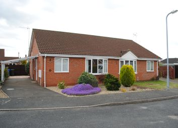 Thumbnail 2 bed semi-detached bungalow to rent in Haworth Way, Boston