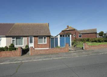 Thumbnail 3 bed semi-detached bungalow for sale in Greenhill Gardens, Minster, Ramsgate