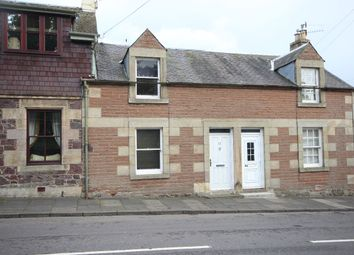 Thumbnail 1 bedroom terraced house for sale in Kirkstyle, Biggar