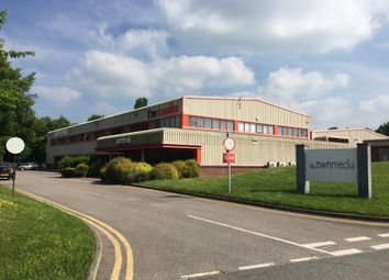 Thumbnail Light industrial to let in Media Point, Mold Business Park, Mold