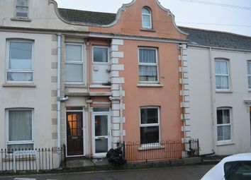 Thumbnail 5 bed terraced house to rent in Vernon Place, Falmouth, Cornwall