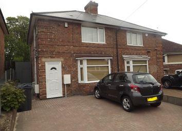 Thumbnail 1 bed maisonette for sale in Bendall Road, Kingstanding, Birmingham