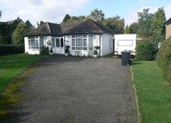 Thumbnail 2 bedroom detached bungalow for sale in Church Road, Chelsfield, Orpington